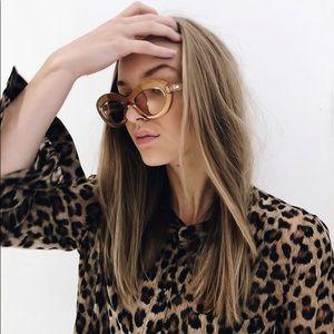 Le Specs Fluxus 50mm Sunglasses